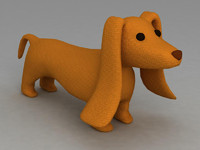 dog 3d 3ds
