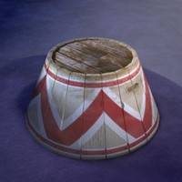 Circus stool