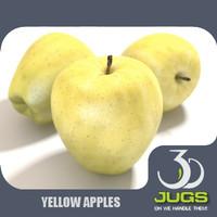 max mr yellow apple