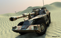 vehicle g6 rhino 3d obj