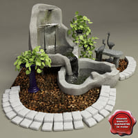 Home Fountain V1
