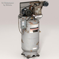 max 5hp air compressor ir-t30