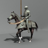 Knight_horse.rar