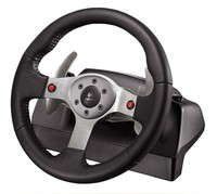 3d 3ds logitech steering wheel