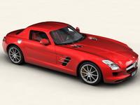 Mercedes SLS 2011
