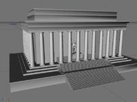 3d model memorial
