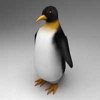 Penguin rigged
