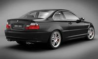 3d model sport sedan