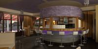 bar club 3d model