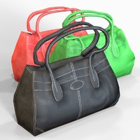 Bag - 3 Colors