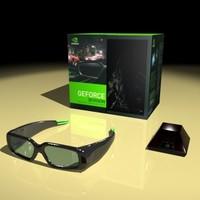 Nvidia 3Dvision Kit