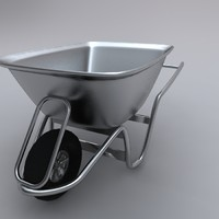 3d wheelbarrow