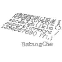 font BatangChe