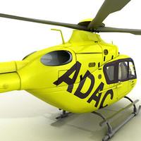 maya eurocopter 135 ec