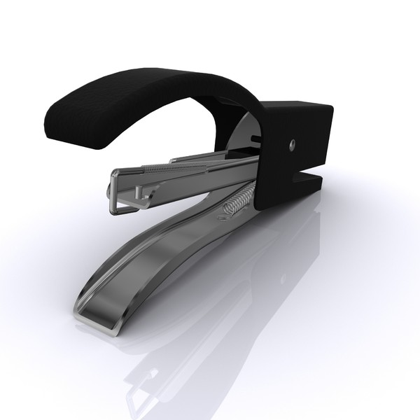 3d stapler model - Stapler.zip... by BiernisJC