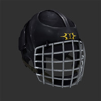 hockey helm