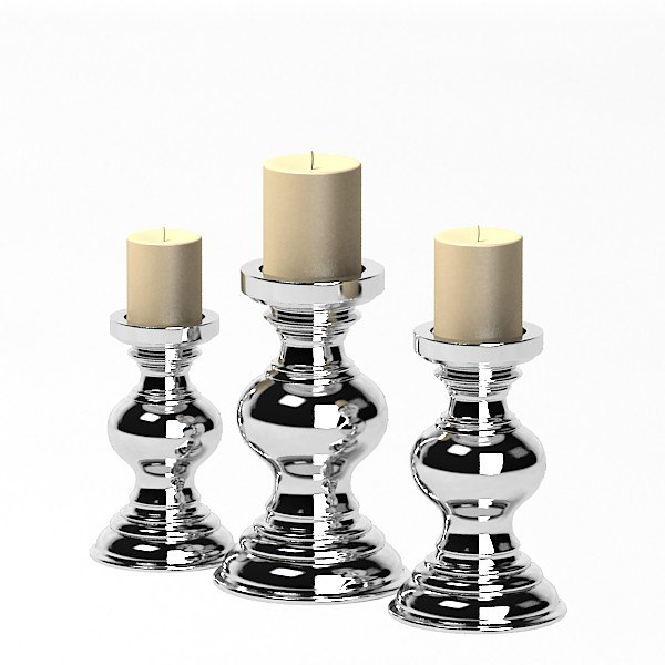 silver ceramic candle holder.jpg