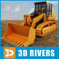 Track loader 02 by 3DRivers