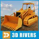 Track Loader 3D models