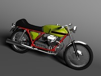 Moto Guzzi V7 Sport 1970