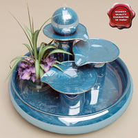 3d home fountain v3