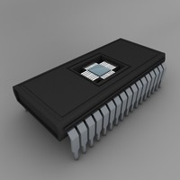 Integrated Circuit.c4d