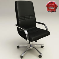office chair v3 3d model