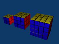 Rubic Cubes