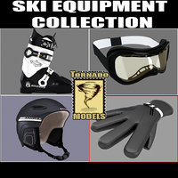 Ski Equipmnet V1
