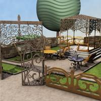 max garden table