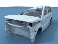 3ds max cars old