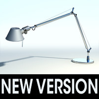 tolomeo lamp 3ds