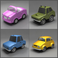Toon Car Collection Max
