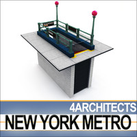 new york metro vol 1 3d 3ds