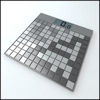 bath scale designs max