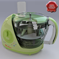 Food Processor moulinex Ovatio 2