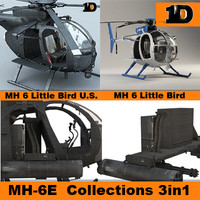 MH 6e Little Bird