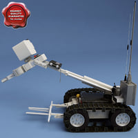 Robot Mine Picker