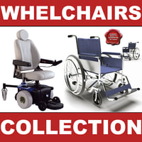 Wheelchairs Collection