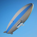 Zeppelin NT 3D models