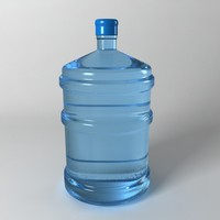 bottle 5 gallons