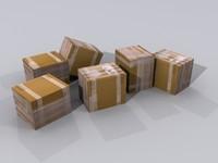 ready box 3d max