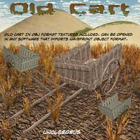 maya old cart