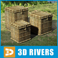 Cane boxes by 3DRivers