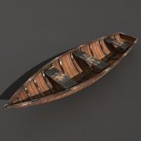 maya old boat