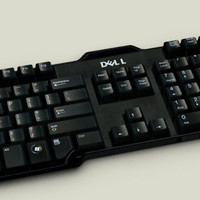 dell keyboard 3d model
