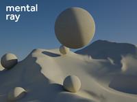 sand dune obj