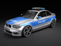 AC Schnitzer Concept Police Car