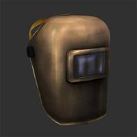 maya welder helmet