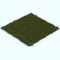 3ds grass tile proxy